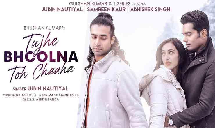 तुझे भूलना तो चाहा Tujhe Bhoolna Toh Chaaha Lyrics In Hindi