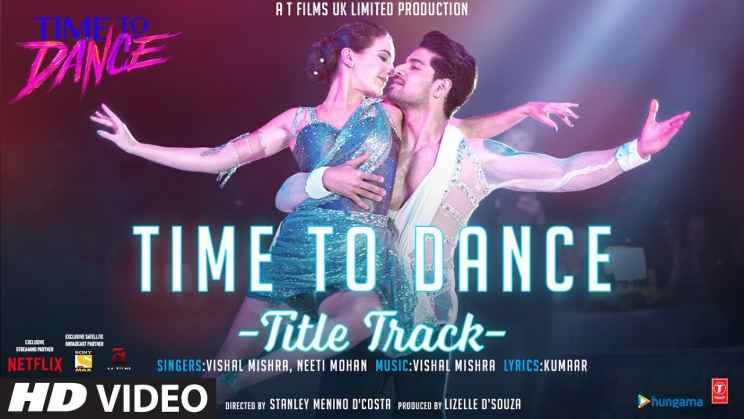 Time To Dance Lyrics In Hindi