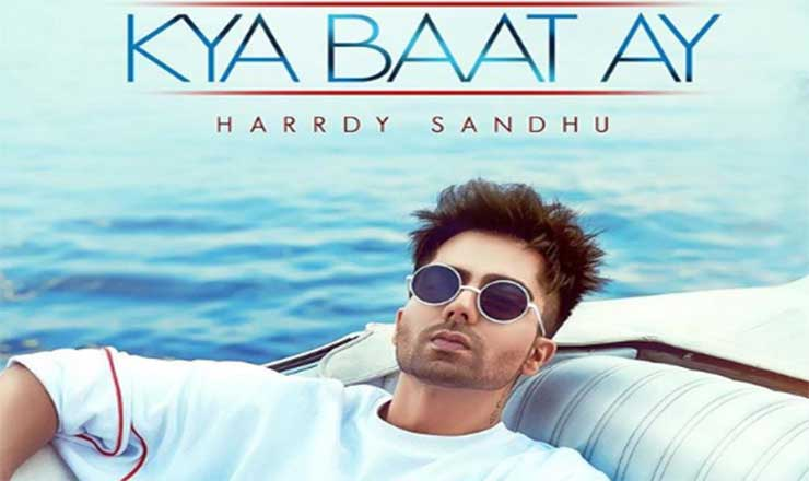 Tera Mukhda Chand Ka Tukda Lyrics - Harrdy Sandhu