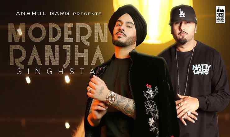 मॉडर्न राँझा Modern Ranjha Lyrics In Hindi – Singhsta   Yo Yo Honey Singh