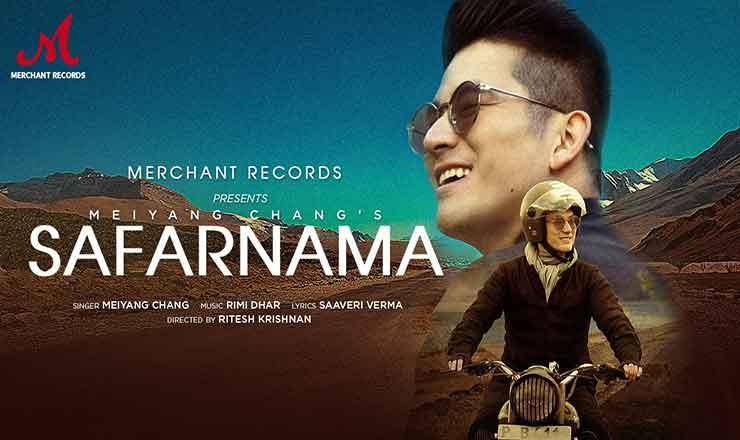 सफ़रनामा Safarnama Lyrics In Hindi