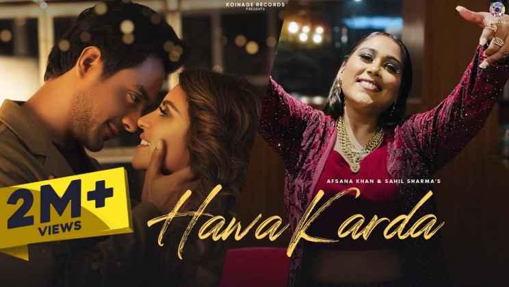हवा करदा Hawa karda Lyrics In Hindi