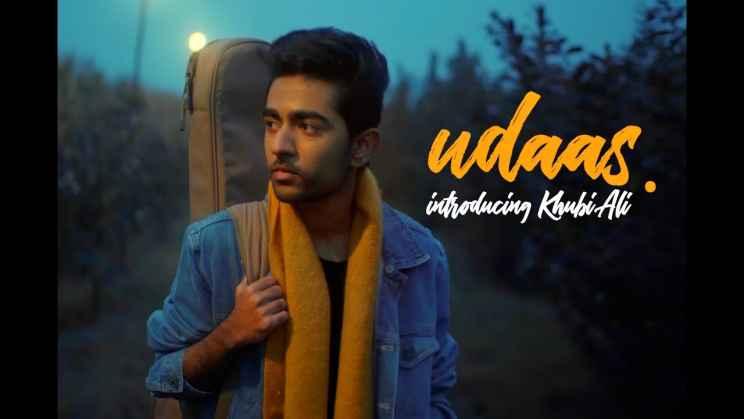 उदास Udaas Lyrics In Hindi