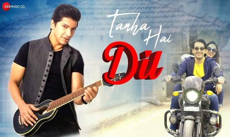 तन्हा है दिल Tanha Hai Dil Lyrics In Hindi