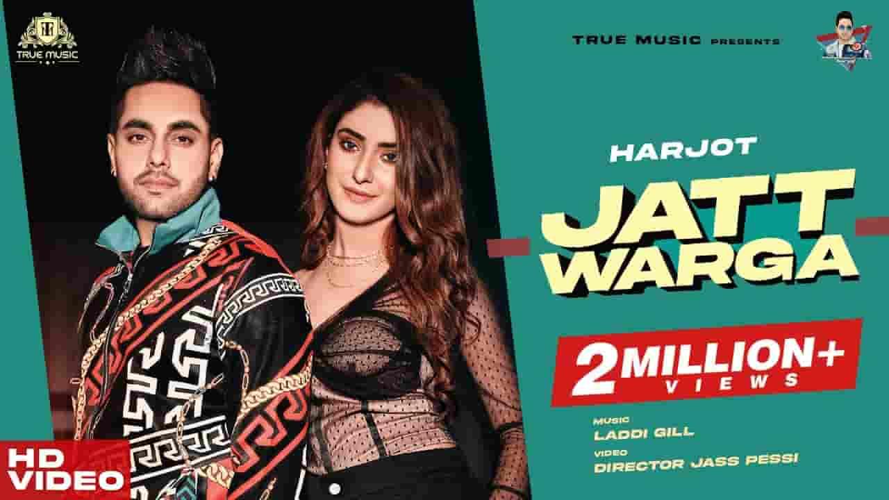 जट्ट वरगा Jatt Warga Lyrics In Hindi