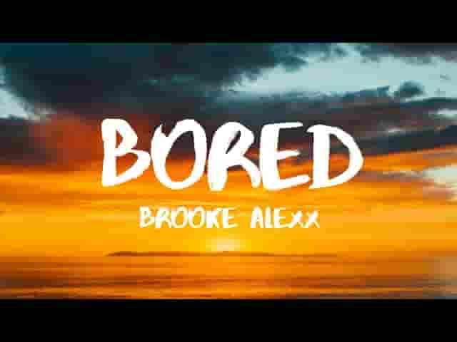 Bored Lyrics - Billie Eilish