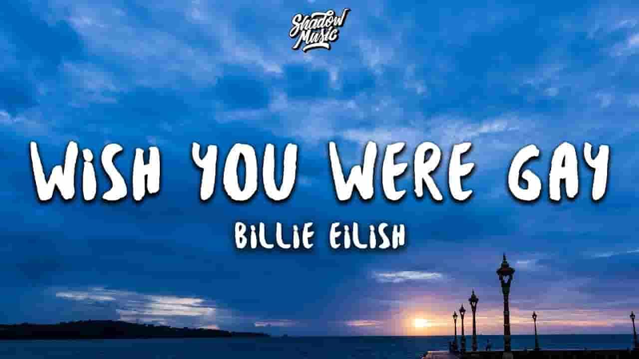 Wish You Were Gay Lyrics - Billie Eilish