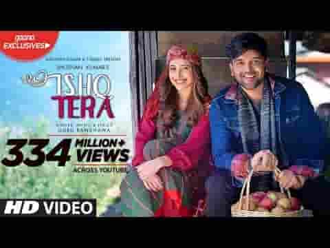 इश्क़ तेरा Ishq Tera Lyrics In Hindi – Guru Randhawa