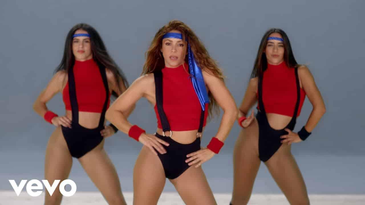 Girl Like Me Lyrics - Shakira