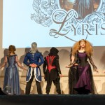 Lyris Design on the catwalk