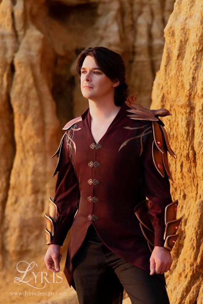 Hawk armour coat