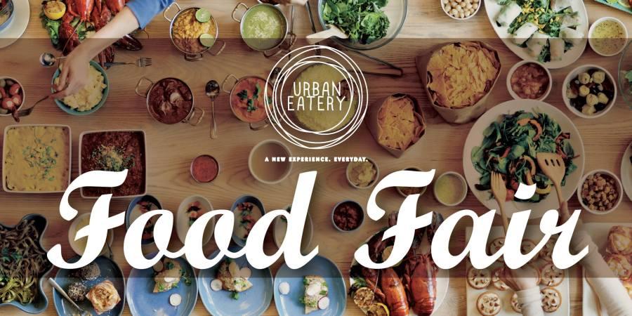 Urban Eatery Food Fair