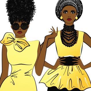 fashion illustrator adelosa lasisi