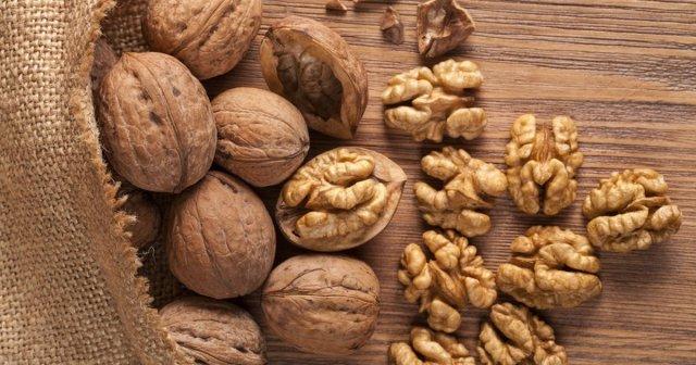 sack of walnuts