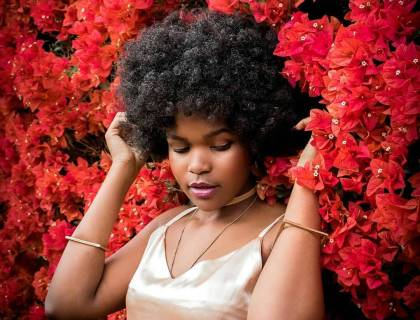 style natural hair lysa africa