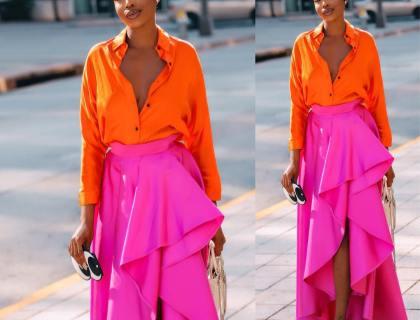 Soi Sankoh fashion lysa africa