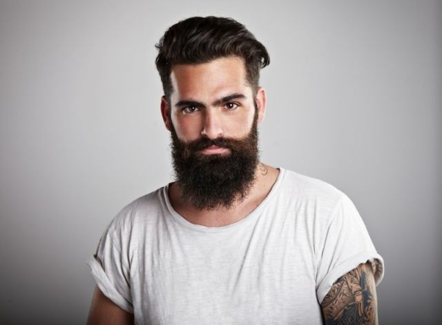 What Does Your Beard Say About Your Personality? lysa africa full beard
