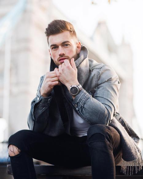Style Profile | Ali Gordon, Male Fashion And Lifestyle Blogger lysa africa
