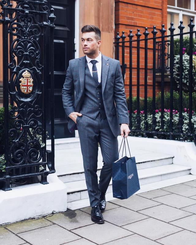 Style Profile | Ali Gordon, Male Fashion And Lifestyle Blogger lysa africa