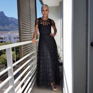 Age Is Nothing But A Number | Fashion guru maverick Yasmin Furmie lysa africa magazine