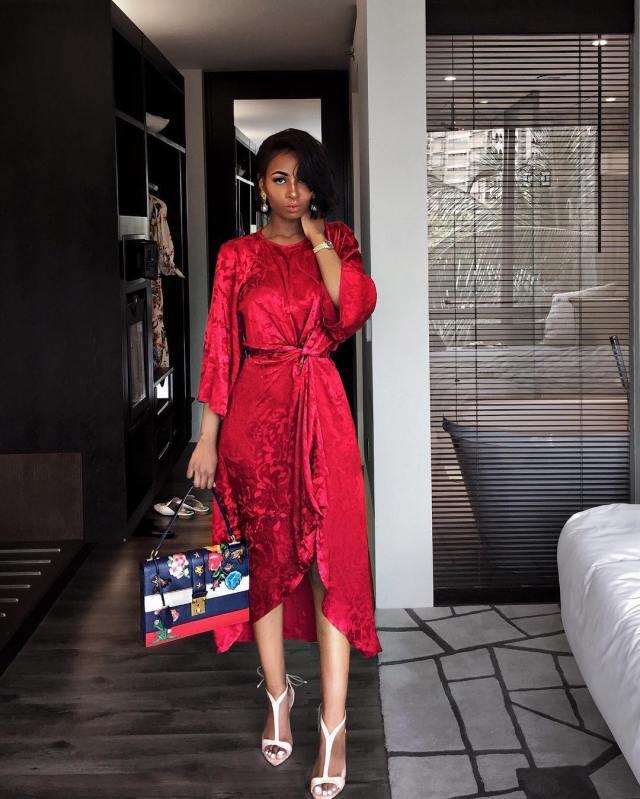Fashion enthusiast Seretix Lysa Africa