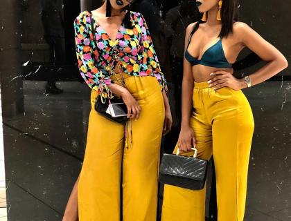 Style & Friendship With Lizeka Makala and Rethabile Mendu Lysa Africa