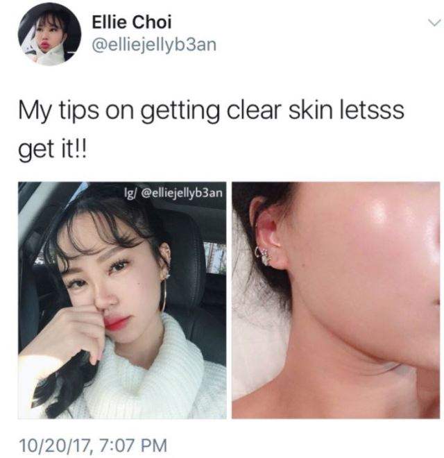 "Korean Beauty | How To Get Glowing ""Glass Skin"" Lysa Africa Magazine Ellie Choi"