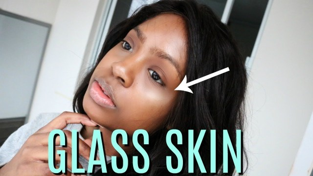"Korean Beauty | How To Get Glowing ""Glass Skin"" Lysa Africa Magazine"
