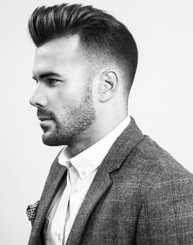 Top 4 Haircuts For Men Suitable For Spring Men Hairstyles Pompadour Lysa Africa Magazine