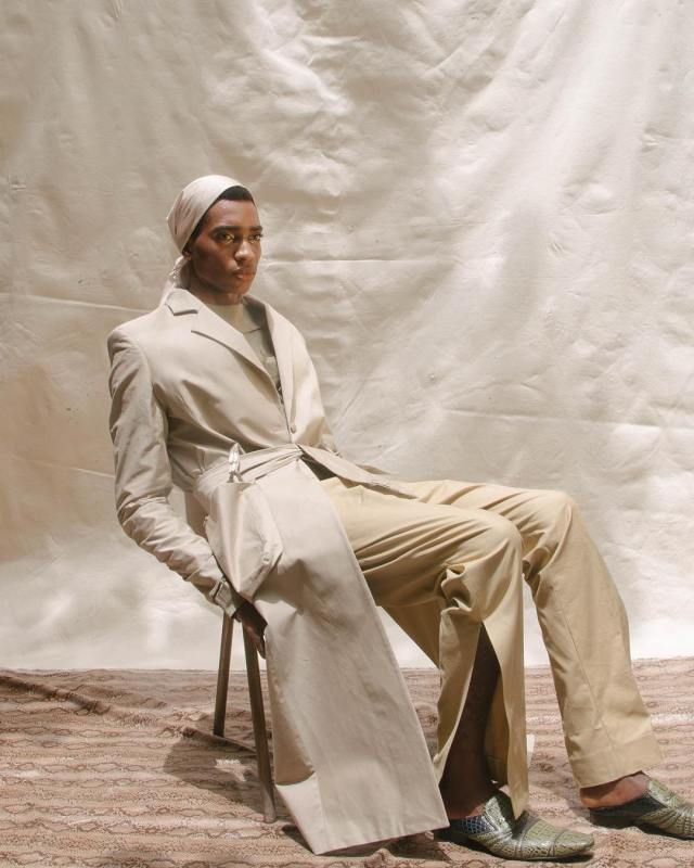 No Gender Lines Needed | Nigerian Menswear Brand Orange Culture by Adebayo Oke-Lawal Lysa Africa Magazine