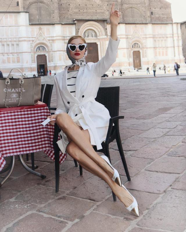 Style Profile   Glam Ma' Stylish Serbian Grandmother Zaklina Berrido Pisano Lysa Africa Magazine