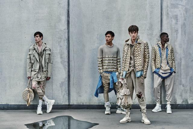 Balmain Men Resort '19 | Olivier Rousteing's Personal Tastes 2019 Balmain Collection Lysa Africa Magazine