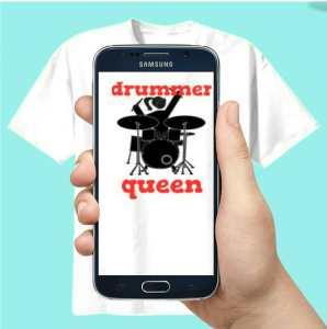 Bambinatara T-Shirts | Baby Girl Be A Queen! Made In Kenya T-Shirts Lysa Africa Magazine