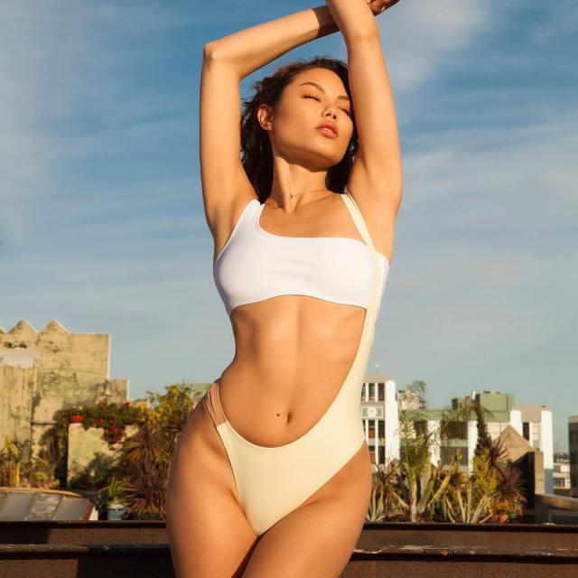 Rock Your Summer Body | Swimsuits For All Sizes Lysa Africa Magazine Mint Swim Draya Michele Swimwear