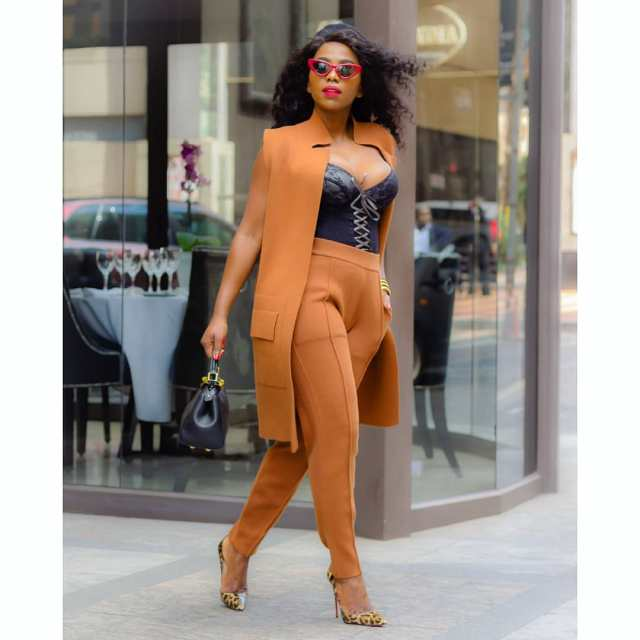 Style Profile | Bold And Fierce Like Pamela Madlala Lafemina Boutique Lysa Africa Magazine