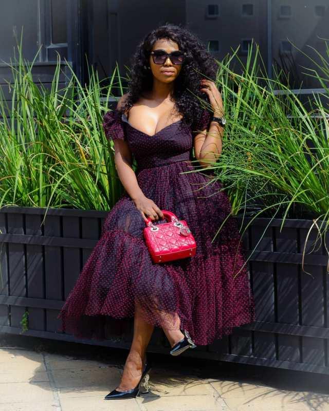 Style Profile | Bold And Fierce Like Pamela Madlala Lafemina Boutique Lysa Africa Magazine