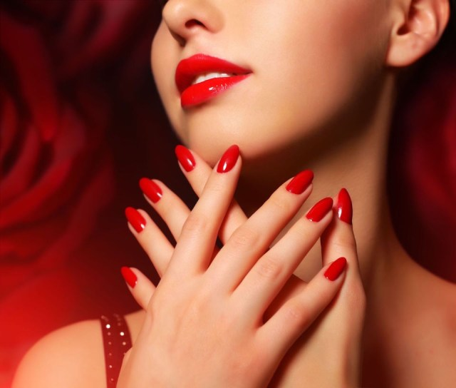 What Does Your Nail Polish Color Say About You? Lysa Magazine Red Nail Polish
