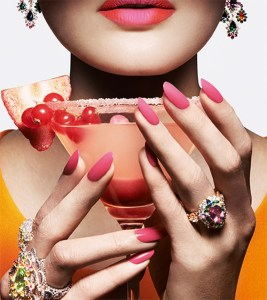 What Does Your Nail Polish Color Say About You? Lysa Magazine Nail Polish And Cocktail