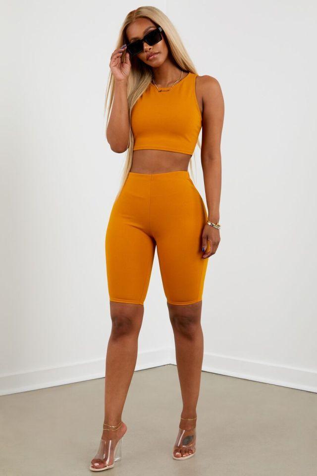 Biker Shorts Taking Over Street Wear Lysa Magazine