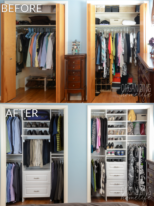 Tips To Create The Ultimate Closet Space Small Closet Organization Lysa Magazine