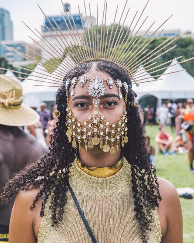 Afropunk 2018 | The Moments We Live For To Be Creative Lysa Magazine Afropunk Brooklyn New York 2018 Festival Looks