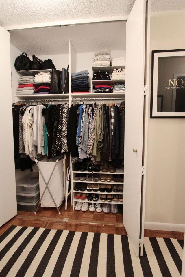 Tips To Create The Ultimate Closet Space Small Closet Organization Lysa Magazine