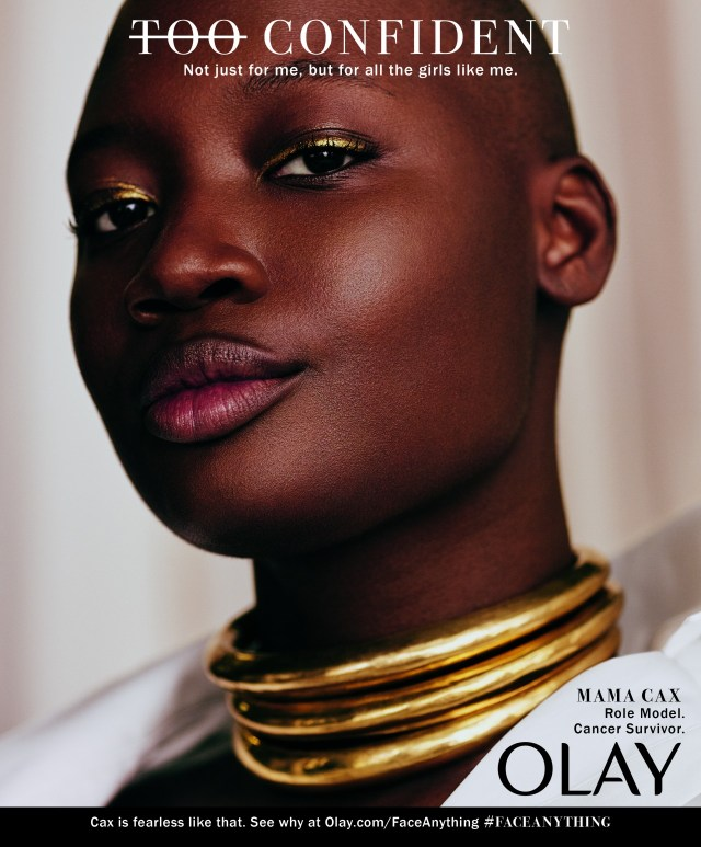 Olay's 'Face Anything' Campaign is Encouraging Women to Be Authentic Lysa Magazine Too Confident