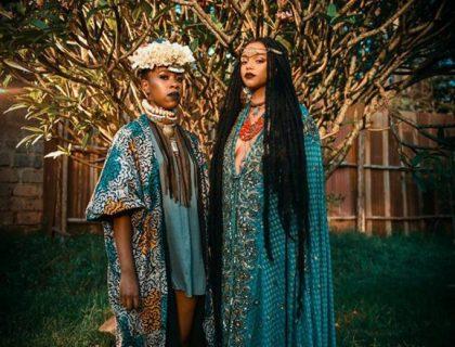 Fashion For The Free Spirits   Wangari Mathenge Lysa Africa Magazine Made In Kenya