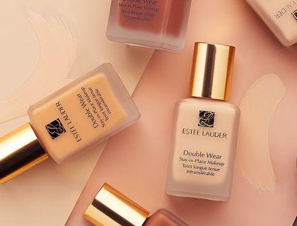 Estée Lauder Foundation #DoubleWearOrNothing Challenge - Lysa Magazine Foundation for all skin tones double wear foundation
