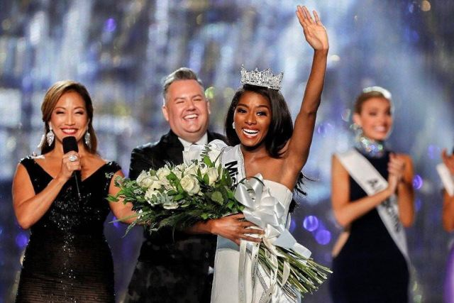 Black Girl Magic | Nia Franklin Crowned Miss America 2019 - Lysa Magazine