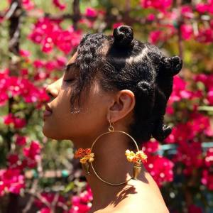 Jewelry Line Beads Byaree   Make Your Dreams A Reality - Lysa Magazine accessories brass earrings
