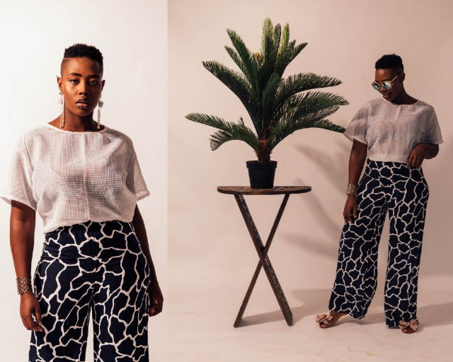 Made in Kenya | Itikadi Resort Collection 2018 - Lysa Magazine palazzo pants
