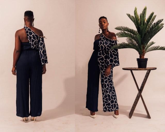 Made in Kenya   Itikadi Resort Collection 2018 - Lysa Magazine jumpsuit