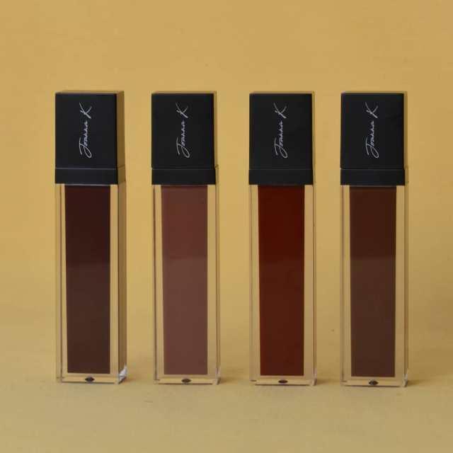 Joanna Kinuthia Launches Joanna K Cosmetics - Lysa Magazine